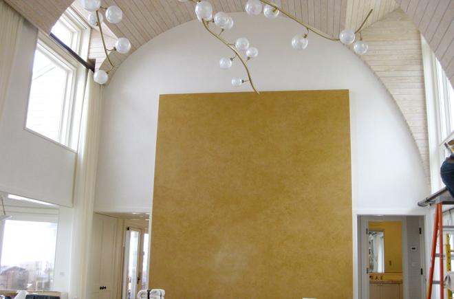 Plaster   Grand Illusion Decorative Painting, Inc