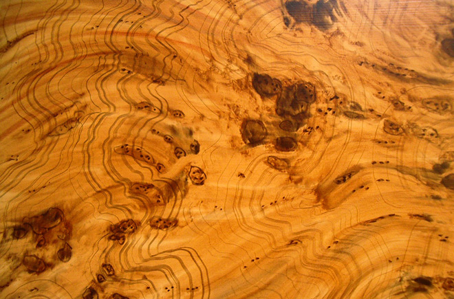 Burl Pine